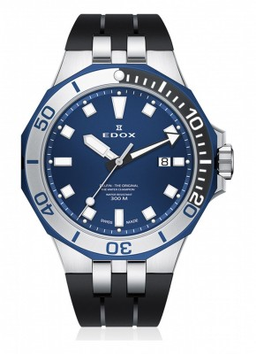 Edox Delfin Date 53015 357BUNCA BUIN watch picture