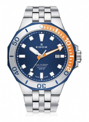 Edox Delfin Date 53015 357BUOM BUIN watch picture