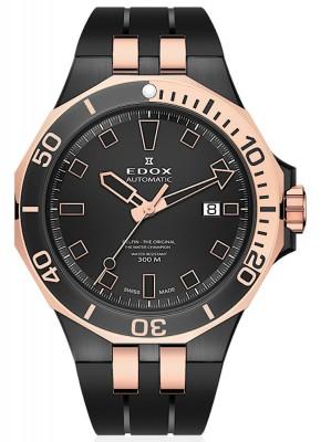 Edox Delfin Date Date Automatic 80110 357NRCA NIR watch picture