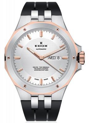 Edox Delfin DayDate Automatic 88005 357RCA AIR watch picture