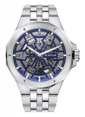 Edox Delfin Mecano Automatic 85303 3M BUIGB watch picture