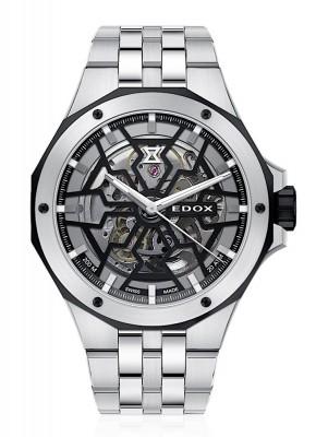 Edox Delfin Mecano Automatic 85303 3NM NBG watch picture