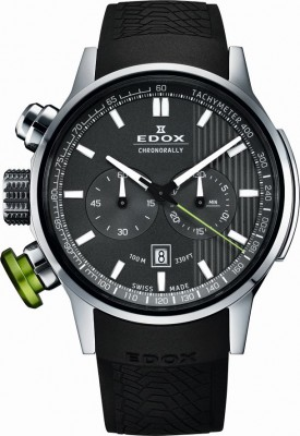 Edox EDOX Chronorally Chronograph 10302 3V GIN watch picture