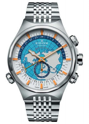 Edox Geoscope Limited Edition 07002 3 C1 watch picture