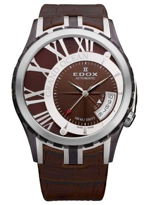 Edox Grand Ocean Automatic 82007 357BR BRIN watch picture