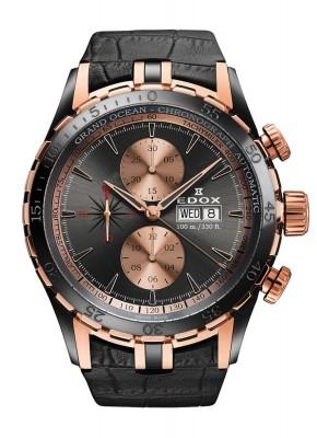 Edox Grand Ocean Chronograph 01121 357RN GIR watch picture