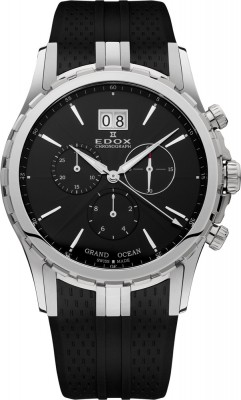 Edox Grand Ocean Chronograph 10023 3 NIN watch picture