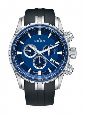 Edox Grand Ocean Chronograph 10226 3BUCA BUIN watch picture
