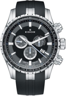 Edox Grand Ocean Chronograph 10226 3CA NBUN watch picture
