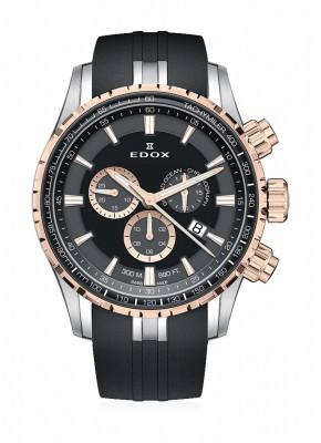 Edox Grand Ocean Chronograph 10226 3RCA NIR watch picture