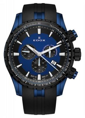 Edox Grand Ocean Chronograph Date Quarz 10226 357BUNCA BUINO watch picture
