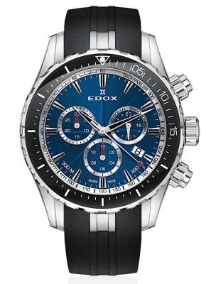 Edox Grand Ocean Chronograph Date Quarz 10248 3 BUINN watch picture