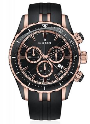 Edox Grand Ocean Chronograph Date Quarz 10248 357RN NIRR watch picture