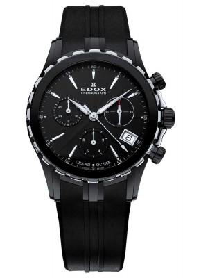 Edox Grand Ocean Chronolady Chronograph 10410 357N NIN watch picture