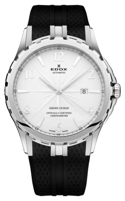 Edox Grand Ocean Chronometer 80077 3 ABN watch picture