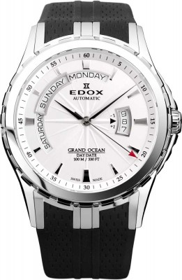 Edox Grand Ocean DayDate Automatic 83006 3 AIN watch picture