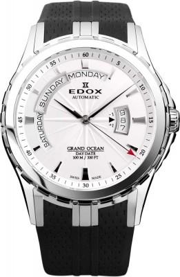 Edox Grand Ocean DayDate Automatic 83006 3 AIN watch picture