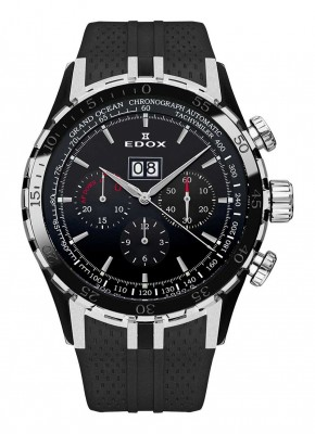 Edox Grand Ocean Extreme Sailing Series Special Edition 45004 357N NIN watch picture