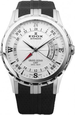 Edox Grand Ocean GMT Automatic 93004 3 AIN watch picture