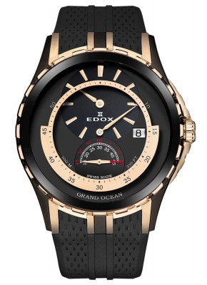 Edox Grand Ocean Regulator Automatic 77002 357RN NIR watch picture