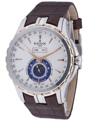 Edox Grand Ocean Super Limited 1884 Mechanical 92001 318R AIR watch picture