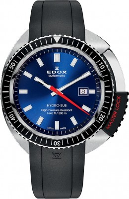 Edox Hydro Sub Automatic 80301 3NCA BUIN watch picture