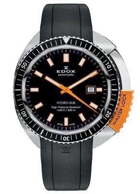 Edox HydroSub Automatic Diver Taucheruhr 80301 3NOCA NIN watch picture