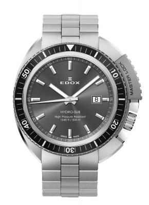 Edox HydroSub Diver Taucheruhr 53200 3NGM GIN watch picture