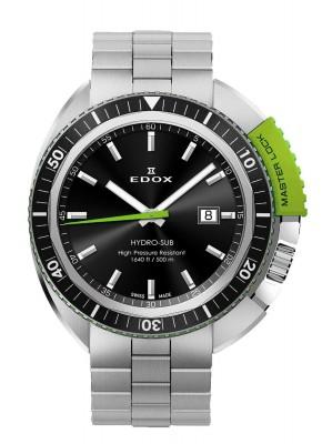 Edox HydroSub Diver Taucheruhr 53200 3NVM NIN watch picture