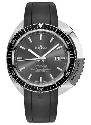 Edox HydroSub Herren Taucheruhr 53200 3NGCA GIN watch picture