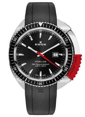 Edox HydroSub Herren Taucheruhr 53200 3NRCA NIN watch picture