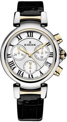 Edox LaPassion Chronograph 10220 357RC AR watch picture