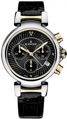 Edox LaPassion Chronograph 10220 357RC NIR watch picture