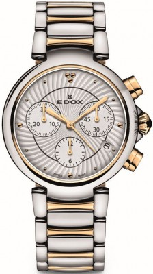 Edox LaPassion Chronograph 10220 357RM AIR watch picture