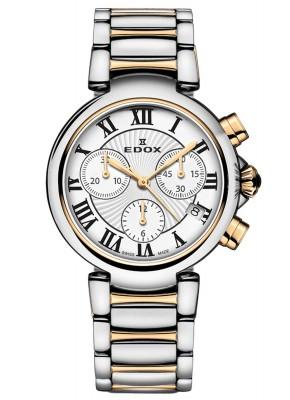 Edox LaPassion Chronograph 10220 357RM AR watch picture