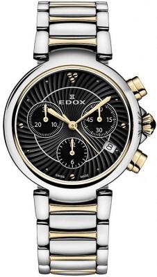 Edox LaPassion Chronograph 10220 357RM NIR watch picture