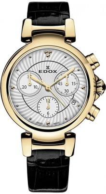 Edox LaPassion Chronograph 10220 37RC AIR watch picture