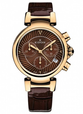 Edox LaPassion Chronograph 10220 37RC BRIR watch picture