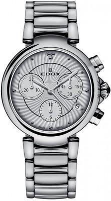 Edox LaPassion Chronograph 10220 3M AIN watch picture