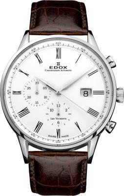 Edox Les Vauberts Chronograph Automatic 91001 3 AR watch picture