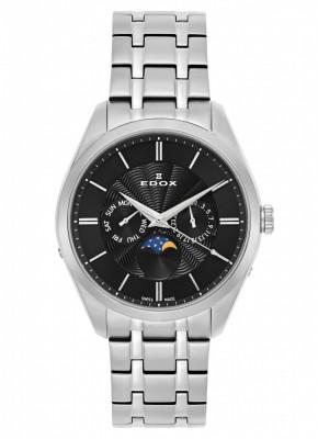 Edox Les Vauberts DayDate Mondphase 40008 3M NIN watch picture