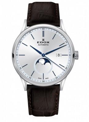Edox Les Vauberts La Grande Lune Automatic 80500 3 AIBU watch picture