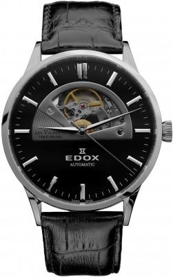 Edox Les Vauberts Open Heart Automatic 85014 3 NIN watch picture