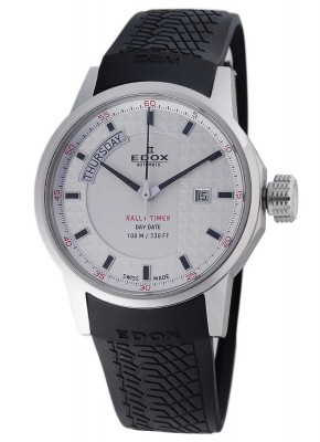 Edox Rally Timer DayDate 83008 3 AIN watch picture