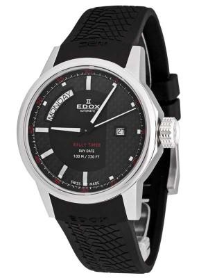 Edox Rally Timer DayDate 83008 3 NIN watch picture
