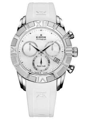 Edox Royal Lady Chronolady 10405 3 NAIN watch picture