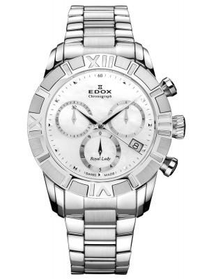 Edox Royal Lady Chronolady 10406 3 NAIN watch picture