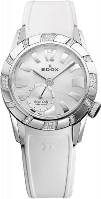 Edox Royal Lady with diamonds 23087 3D40 NAIN watch picture
