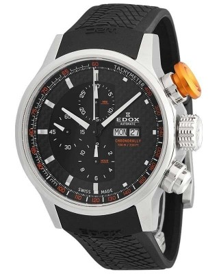 Edox WRC Chronorally Automatic 01110 3 NIN watch picture