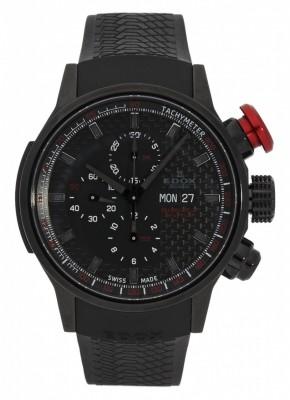 Edox WRC Chronorally Team Show Aikawa Automatic Chronograph watch picture